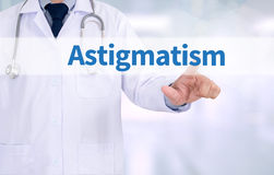 Astigmatism Stock Photos