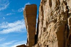 Astilla de la roca Imagen de archivo libre de regalías