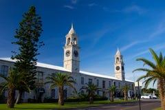 Astillero naval real, Bermudas Fotos de archivo libres de regalías