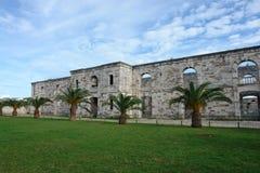 Astillero naval real, Bermudas Fotografía de archivo