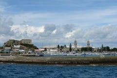 Astillero naval real, Bermudas Imágenes de archivo libres de regalías