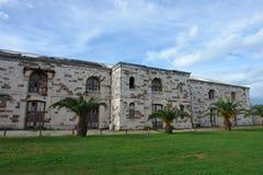 Astillero naval real, Bermudas Foto de archivo