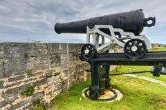 Astillero real de la marina de guerra - Bermudas foto de archivo