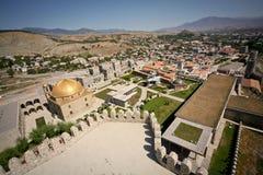Astle Akhaltsikhe ¡ Ð или крепость Рабат, Georgia Стоковые Изображения