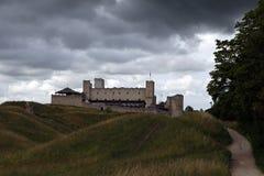 Astle del ¡de Ð Rakvere Estonia imagen de archivo