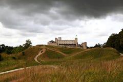Astle del ¡de Ð Rakvere Estonia imágenes de archivo libres de regalías