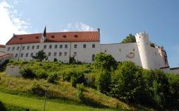 Astle Fussen im Bayern (Deutschland) Lizenzfreie Stockfotos