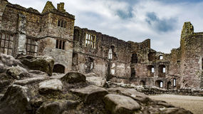 Сastle ruins Royalty Free Stock Images