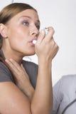 astma Zdjęcia Stock