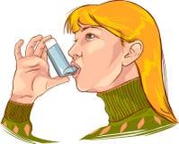 Astma Stock Afbeeldingen