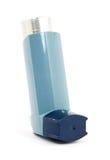 astmaspray Fotografering för Bildbyråer