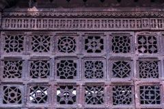 Astodia-Moschee, Ahmadabad stockbild