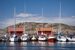 Astol, Sweden Stock Images