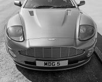 Aston Мартин побеждает стоковые изображения rf