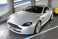 Aston Мартин преимущественное стоковая фотография