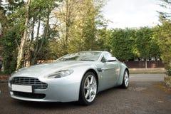 Aston Мартин преимущественный GT Стоковые Изображения