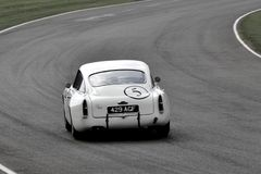 Aston Мартин DB5 Стоковые Фото