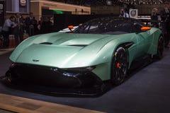 Aston 2015 Мартин Vulcan Стоковые Фотографии RF
