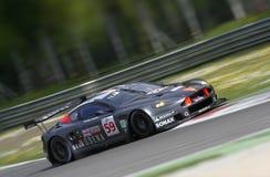aston dbr9 Le Mans martin serie Royaltyfria Foton