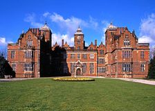 Aston Hall, Birmingham. Stock Image