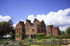 Aston Hall and Park Royalty Free Stock Image