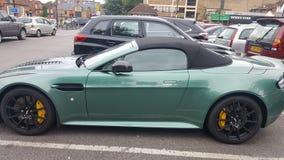 Aston-Marder Lizenzfreie Stockbilder