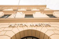 Aston Martin Royalty-vrije Stock Afbeelding