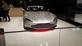Aston Martin Imagen de archivo libre de regalías