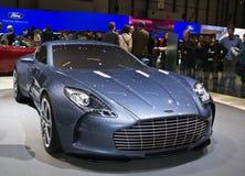 Aston Martin Royalty Free Stock Photography