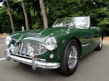 Aston Martin 3000 Fotografía de archivo libre de regalías