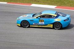 Aston Martin Asia Cup Race Stock Image