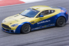 Aston Martin Asia Cup Race Stock Image