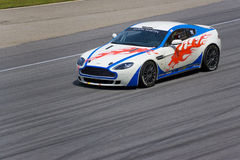 Aston Martin Asia Cup Race Stock Photo