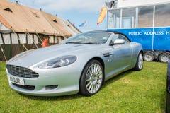 2005 Aston Martin-auto Royalty-vrije Stock Afbeeldingen