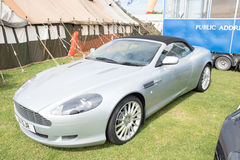 2005 Aston Martin-auto Royalty-vrije Stock Foto