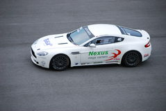 Aston Martin Cup Race 2 � 10 laps Royalty Free Stock Image