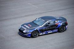 Aston Martin Cup Race 2 overlappingen ï ¿ ½ 10 Royalty-vrije Stock Foto's