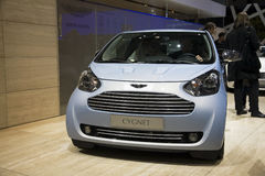 Aston Martin Cygnet Stock Photography