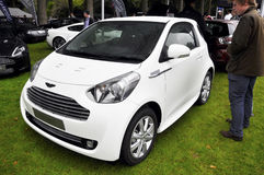 An Aston Martin Cygnet Royalty Free Stock Images