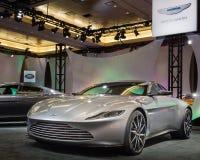 Aston Martin 2015 DB10 Fotografía de archivo libre de regalías