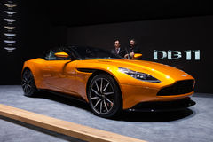 Aston Martin DB11 Stock Foto