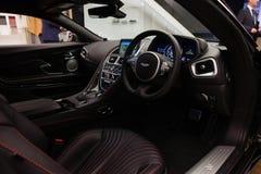 Aston Martin DB11 Stock Foto's