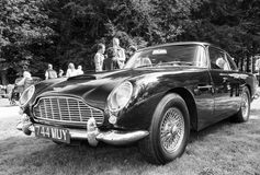 Aston Martin DB4 Royalty-vrije Stock Fotografie
