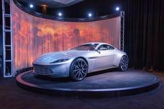 Aston Martin DB10 AGB Royalty-vrije Stock Afbeeldingen