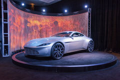 Aston Martin DB10 AGB Royalty Free Stock Images