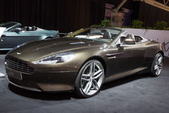 Aston Martin DB9 Royalty Free Stock Image
