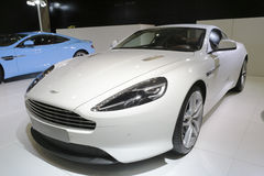 Aston martin db9 car Stock Photos
