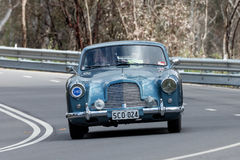 1954 Aston Martin DB2/4 Coupe Royalty Free Stock Photography
