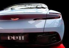 Aston Martin DB 11 Luxury car Royalty Free Stock Photography