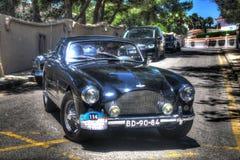 Aston Martin DB 2/4 MKIII (1958) Fotografering för Bildbyråer